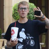 """Justin Bieber justifie l'annulation de sa tournée et dévoile un tatouage """"saint"""""""