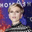 """Scarlett Johansson - Avant-première du film """"Ghost in the Shell"""" au Grand Rex à Paris, France, le 21 mars 2017. © Christophe Aubert via Bestimage"""