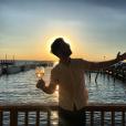 Paul Costabile, sur Instagram le 2 juin 2017.