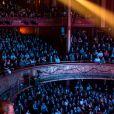 """Concert """"Toi, mon frère"""" aux Folies-Bergère à Paris, en hommage aux victimes du génocide arménien et de la Shoah. Le 12 octobre 2015"""