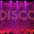 """Illustration Disco - Presentation de la comedie musicale """"Disco"""" aux Folies Bergere a Paris. Le 19 septembre 2013"""
