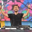 Zedd à l'émission 'Good Morning America' au Rumsey Playfield à New York, le 21 juillet 2017 People perform on ABC's 'Good Morning America' at Rumsey Playfield on July 21, 2017 in New York City.21/07/2017 - New York