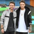 Zedd, Liam Payne à l'émission 'Good Morning America' au Rumsey Playfield à New York, le 21 juillet 2017