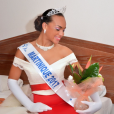 Jade Voltigeur, Miss Martinique 2017, le 27 juillet 2017.