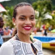 Miss Martinique 2017, le 2 août 2017 à la Martinique.