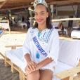 Miss Martinique 2017, début août 2017 au Carbet, à la Martinique.