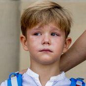 Mary de Danemark : Les larmes de son fils Vincent pour la rentrée scolaire...