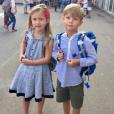 La princesse Josephine et le prince Vincent de Danemark ont fait leur première rentrée des classes le 15 août 2017 à Hellerup, au nord de Copenhague. Un moment que leur maman la princesse Mary a immortalisé en photo, partagée sur le compte Instagram de la monarchie.
