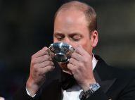 Prince William : Une lampée de whisky qui passe mal, en mission avec Charles !