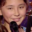 """Leeloo dans """"The Voice Kids 4"""", le 19 août 2017 sur TF1."""