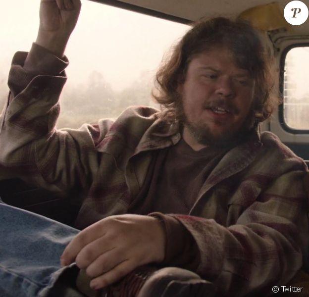 Jeremy Lindholm dans la série Twin Peaks