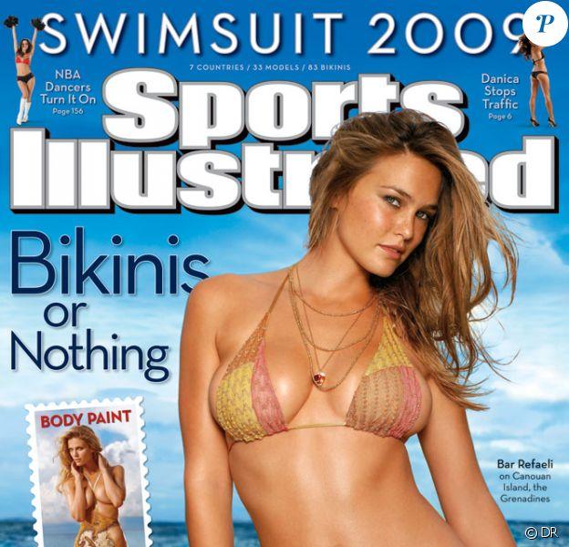 Bar Refaeli pour Sports Illustrated