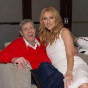 Céline Dion : Endeuillée par la mort de Jerry Lewis, elle poste un joli message