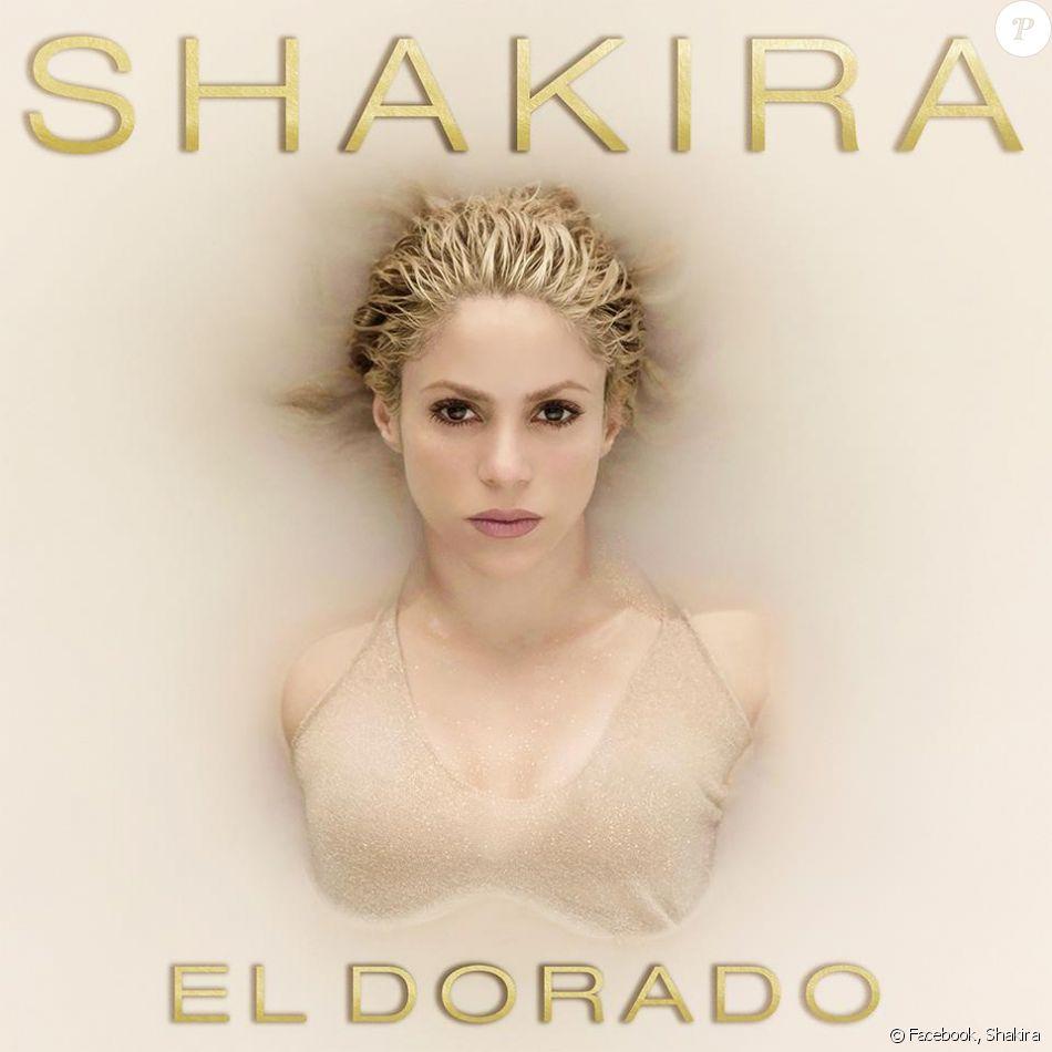"""El Dorado"", le nouvel album de Shakira, est sorti le 26 mai 2017."