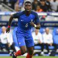 Paul Pogba - Match de football amical France - Angleterre (3-2) au Stade de France à Saint-Denis banlieue de Paris, Seine Saint-Denis, le 13 juin 2017. © Pierre Perusseau/Bestimage