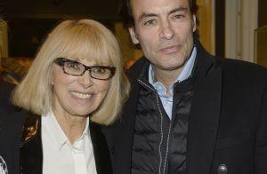 Anthony Delon parle de Mireille Darc :