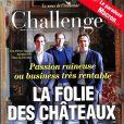 """Magazine """"Challenges"""", en kiosques le 24 août 2017."""