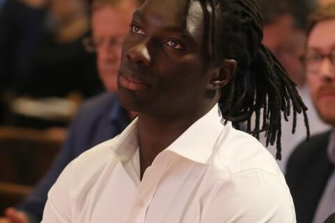 """Bafétimbi Gomis (ex-OM) : """"Mon père est mort dans mes bras..."""""""