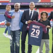 Kylian Mbappé au PSG, entouré des siens : Son adorable petit cousin de la partie