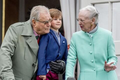 Henrik de Danemark : Le prince est atteint de démence