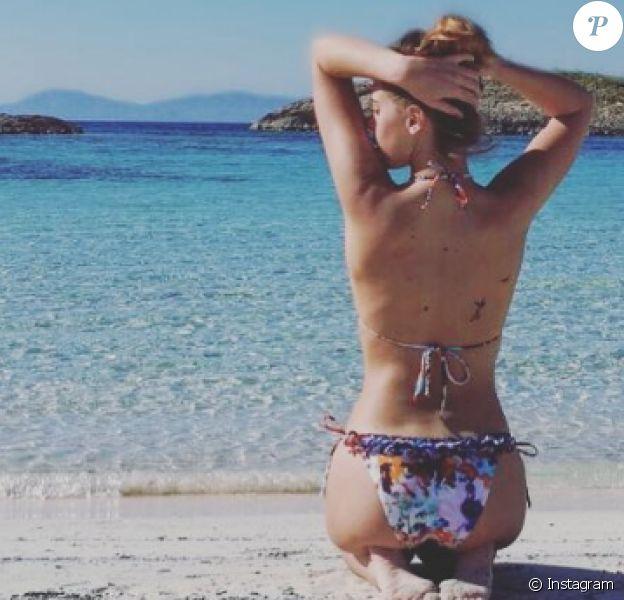 """Barbara de """"Secret Story 11"""", très sexy sur son compte Instagram."""