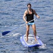 Pier Silvio Berlusconi : Le fils de Silvio, ultra-musclé du haut de ses 48 ans