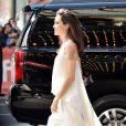 """Angelina Jolie à la première du film """"The Breadwinner"""" au Festival international du film de Toronto le 10 septembre 2017"""