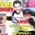 """Magazine """"Télé-Loisirs"""" en kiosques le 11 septembre 2017."""