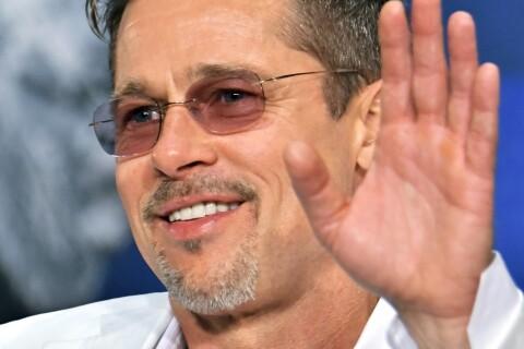 """Brad Pitt dragué par une animatrice française qui s'est pris """"un terrible vent"""""""
