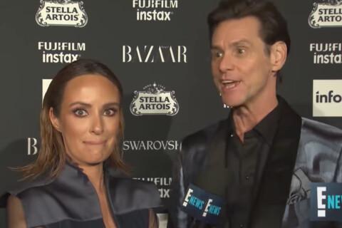Jim Carrey donne une interview lunaire et flippante, la journaliste embarrassée