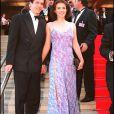 Liz Hurley et Hugh Grant - Festival de Cannes 1994