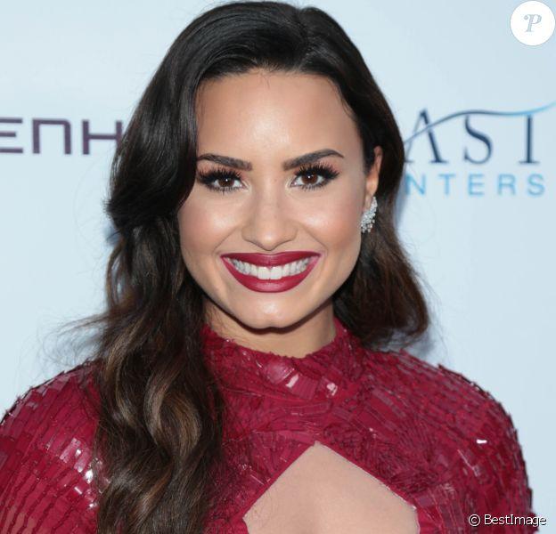 """Demi Lovato - Les célébrités arrivent à la soirée """"Brent Shapiro Foundation"""" à Beverly Hills le 9 septembre 2017"""
