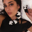 Lauren Abedini sur une photo publiée sur Instagram le 11 mai 2017