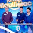 """""""Jordan Mouillerac, nouveau danseur de """"Danse avec les stars"""" pour la saison 8, dans """"Une Famille en or"""" sur TF1 en 2013."""""""