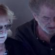 Image extraite du clip  La Même Tribu , le premier extrait du nouvel album éponyme d'Eddy Mitchell attendu le 10 novembre 2017.