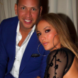 Jennifer Lopez fête son anniversaire avec son chéri Alex Rodriguez à Miami - Photo publiée sur Instagram le 24 juillet 2017