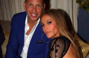 Jennifer Lopez et son histoire avec Alex Rodriguez :
