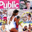 Magazine Public, en kiosques le 15 septembre 2017.