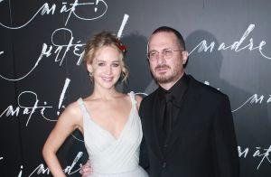 Jennifer Lawrence et son amoureux :