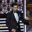 Actor Riz Ahmed (THe Night Of) lors de la 69e cérémonie des Emmy Awards à Los Angeles, le 17 septembre 2017.