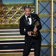 Alexander Skarsgard (Big Little Lies) lors de la 69e cérémonie des Emmy Awards à Los Angeles, le 17 septembre 2017.