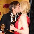 Keith Urban et Nicole Kidman à la soirée HBO après la 69e cérémonie des Emmy Awards à Los Angeles, le 17 septembre 2017.