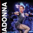"""DVD du dernier spectacle de Madonna, le """"Rebel Heart Tour"""", lequel est attendu le 15 septembre 2017 en magasins."""