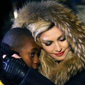 """Madonna à République pour les attentats : """"Je n'oublierai jamais cette nuit"""""""