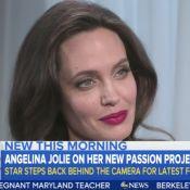 Angelina Jolie : Questionnée sur Brad Pitt, elle s'agace face à une journaliste