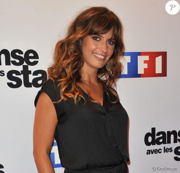 """Laetitia Milot - Casting de la saison 4 de """"Danse avec les stars"""" a Paris le 10 septembre 2013."""