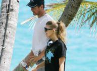 Fergie et Josh Duhamel... sont tout le temps en vacances ou quoi ?