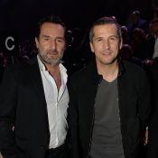 Fashion Week : Guillaume Canet et Gilles Lellouche, admiratifs au défilé Etam