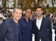 Fashion Week : Novak Djokovic, égérie stylée pour le défilé Lacoste