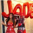 Jade Lagardère a fêté ses 27 ans. Instagram, septembre 2017